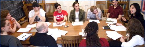 Iowa writers workshop