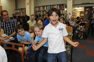 YAFF 2013 child winner