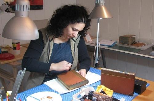 repairing books