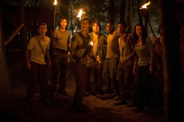 movies the maze runner gladers