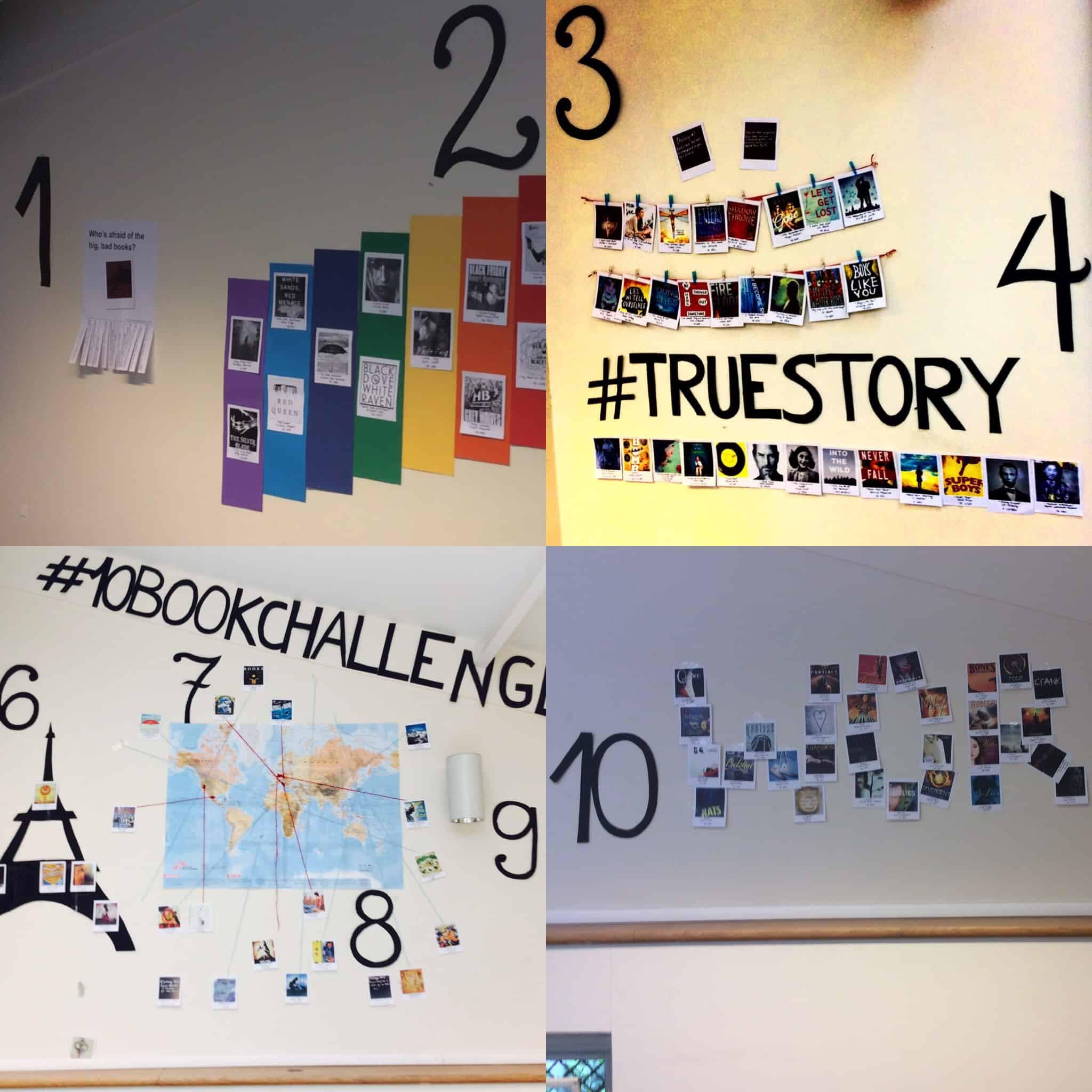 10 Book Challenge for teens | American Library in Paris
