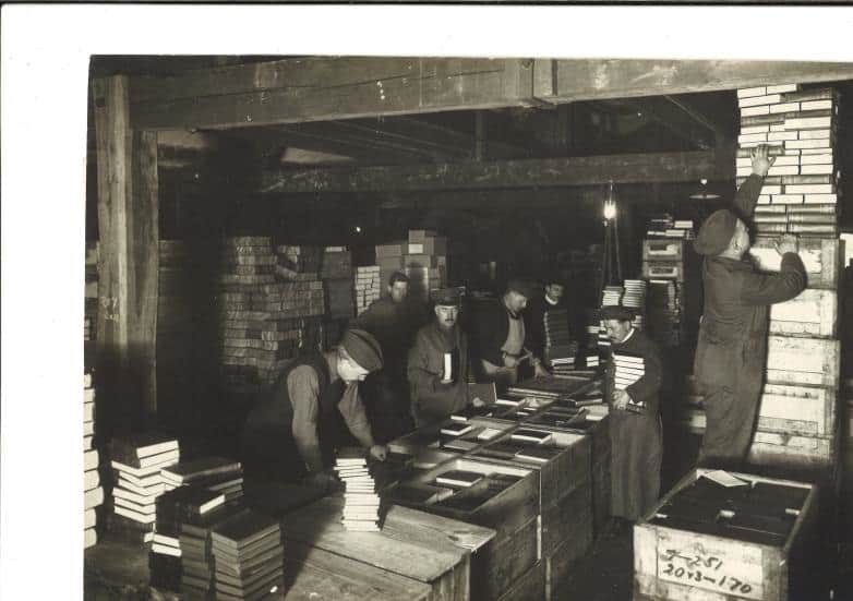 ALA warehouse 1919