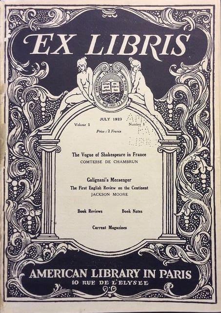 Ex libris collection